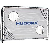 HUDORA Fußball-Tor Freekick mit Torwand - Fußballtor Garten - 76900