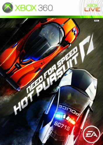 Need for Speed: Hot Pursuit Xbox-need For Speed Hot Pursuit