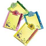Amscan 9902057Mini-Klemmbretter und Bleistifte