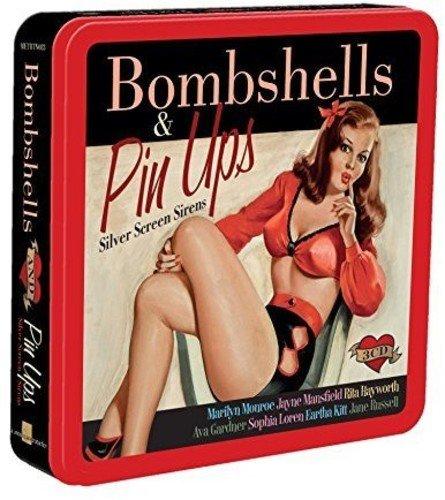 Bombshells & Pin Ups (Lim.Metalbox ed.) (Pin Bombshell)