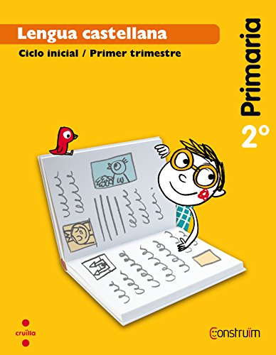 Lengua castellana 2 primaria construïm trimestres