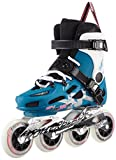 Rollerblade 07628600_284, Pattino in Linea Donna, Blu Bianco, 260 cm
