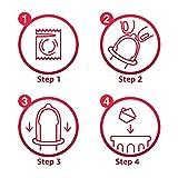 Durex RED Thin Feel Condoms, Pack of 20