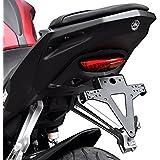 Support de Plaque Yamaha MT-125 14-17 noir