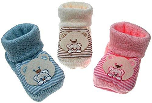 Soft Touch , Chaussures souple pour bébé (garçon) rose rose