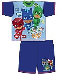Paw Patrol Kids Childrens Boys Novelty 2 Piece PJ PJ Masks Pyjamas 18M 5Y