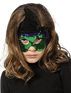 Generique - Máscara Bruja Verde