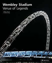 Wembley Stadium, Venue of Legends by Patrick Barclay (2007-11-12)