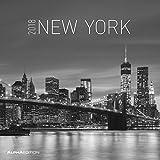 New York 2018 - Broschürenkalender (30 x 60 geöffnet) - schwarz/weiß - Städtekalender - Wandplaner: by Marco Becker - Marco Becker
