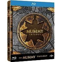 Die Mumie Trlilogie Steelbook, Zavvi exklusiv, The Mummy Trilogy 1-3, Steelbook OOP, Zavvi exklusiv, mit deutschem Ton, Uncut, Regionfree