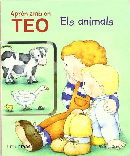 Aprèn amb en Teo. Els animals