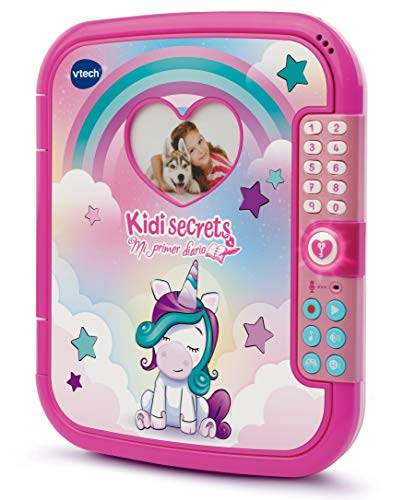 VTech Kidisecrets, My First Interactive Electronic Journal, Color (3480-193022)