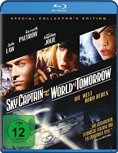 Sky Captain and the World of Tomorrow [Blu-ray] hier kaufen