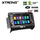 XTRONS HDMI Android 7.1Quad Core 17,8cm HD Digital Touchscreen Autoradio DVD Player GPS für Audi TT