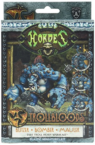 Privateer Press – Hordes – Trollblood: Dire Troll Model Kit (Privateer Press Kräfte)