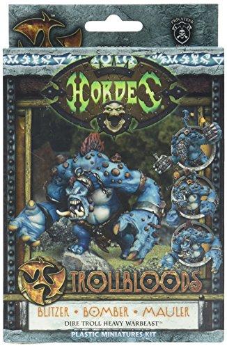 Privateer Press–Hordes–Trollblood: Dire Troll Model Kit (Privateer Press Kräfte)