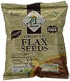 #4: 24 Mantra Organic Flax Seeds, 200g