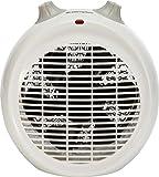 Glen Dimplex Heizlüfter DXUF 20TN 2kW Mobiler elektrischer Lufterhitzer 4015627374638