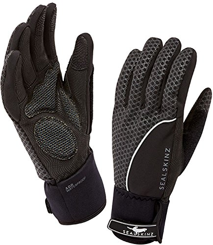 Sealskinz Handschuhe Performance Thermal Road Cycle Gloves, Black, L -