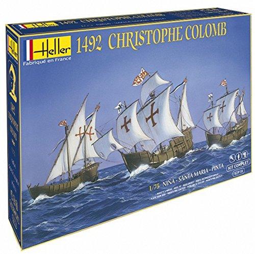 Heller 52910 Modellbausatz Christoph Columbus