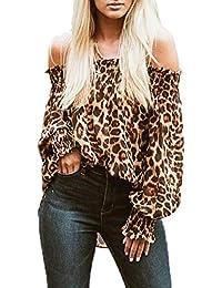 e A BARCA e camicie Amazon T Bluse COLLO SHIRT top shirt T it 0qwIxaXA