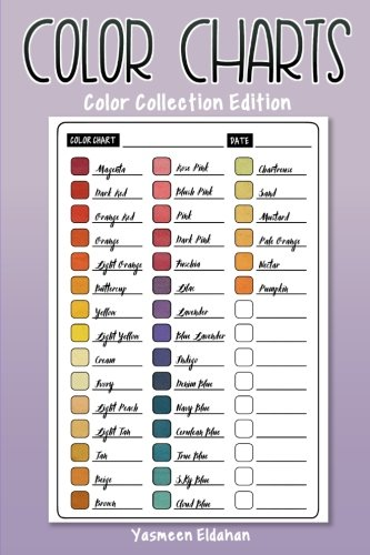 color-charts-color-collection-edition-50-color-charts-to-record-your-color-collection-all-in-one-pla