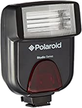 Polaroid PL108AFC – Soporte para flash TTL/autofocus para cámaras