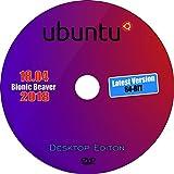 #3: Ubuntu 18.04 LTS Bionic Beaver, 64 Bit, Latest Most Popular Desktop Edition