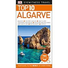 Top 10 Algarve (DK Eyewitness Top 10 Travel Guide)