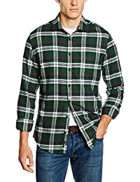Redford Slim Fit, Chemise Casual Homme