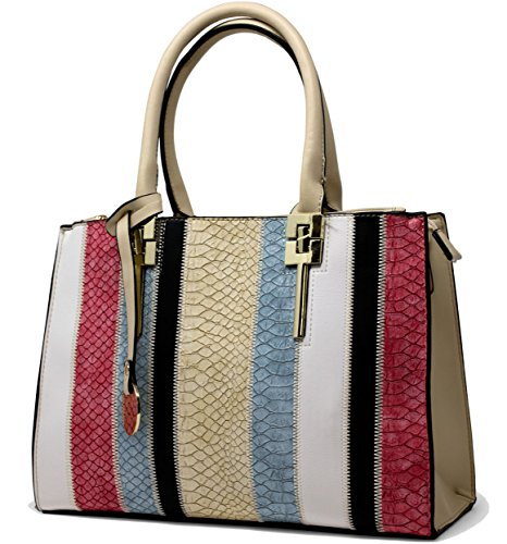 Bella Bags , Damen Tote-Tasche One Size, Beige - beige - Größe: One Size (Bella Bag Tote)