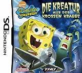 SpongeBob Schwammkopf: Die Kreatur aus der Krossen Krabbe [Importación alemana]