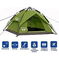 4c7f3fa4cc020 Camping Tienda Pop Up Outdoor tienda automática tienda de campaña para  fácil Trekking Familia tienda para