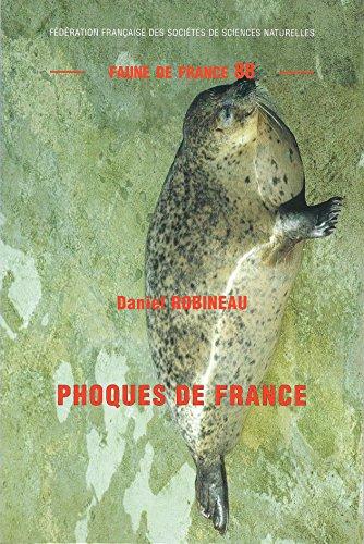Phoques de France par Daniel Robineau