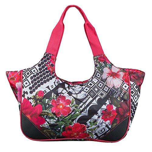 Desigual Bols Sackful Bag B Paradise Rosa
