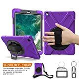 Best Ipad Cases - iPad Air Case, BRAECN [Shock Proof] Three Layer Review