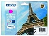 Epson T7023 Tintenpatrone Eiffelturm XL, Singlepack magenta