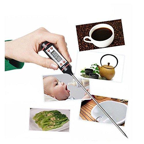 Küche Lebensmittel Kochen Thermometer, digital Multifunktions Thermometer