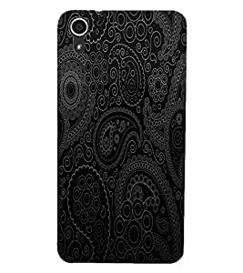 HTC DESIRE 728 ART Back Cover by PRINTSWAG