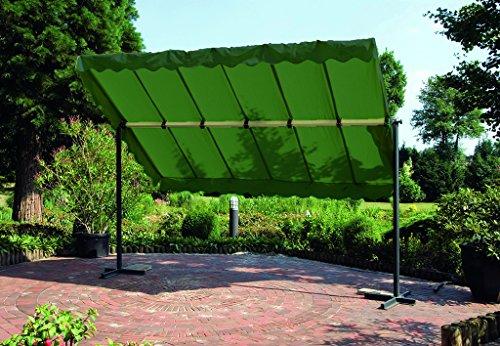 Gravidus praktischer mobiler Sonnenschutz