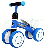 SporTrike Peetytrike Z7 Lauflenrad Für Kleinkind Kinderwagen - Blau