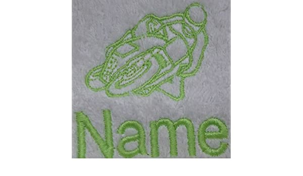 Hand Towel EFY Face Cloth Bath Towel or Bath Sheet Personalised with CROSS logo and name of your choice Face Cloth 30x30cm