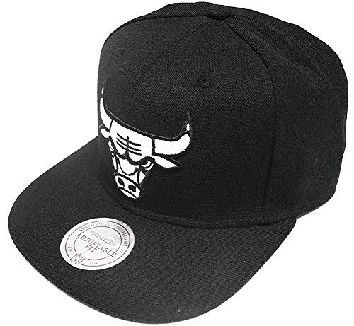 Mitchell & Ness Chicago Bulls Logo Series Snapback VE31Z Cap Kappe Basecap