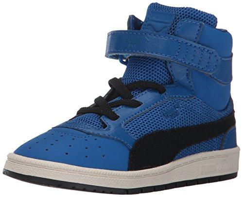 PUMA Kids Sky II Hi Color Blocked Inf Sneaker