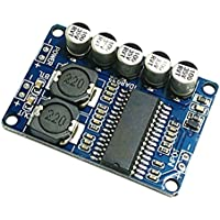 MagiDeal Dc 12V 24V Digital TDA8932 35W Mono Amplificador Potencia Audio Módulo Amplificador