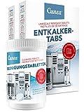 Cunea Reinigungset 40x Entkalkungstabletten & 150x Reinigungstabletten für Kaffeevollautomaten Kaffeemaschinen