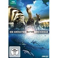 Die größten Naturereignisse (Uncut) [2 DVDs]