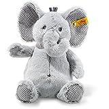 Steiff 240539 Soft Cuddly Friends Ellie Elefant Plüsch grau 28 CM
