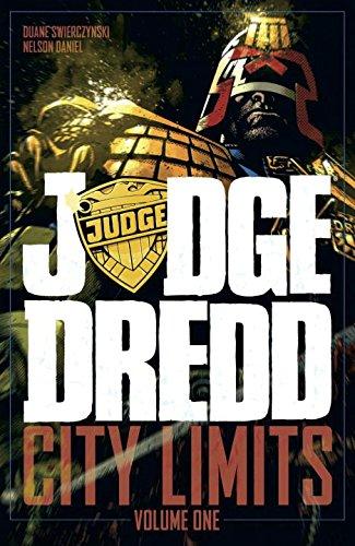 Judge Dredd: City Limits