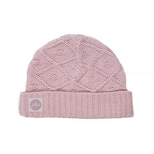 Jollein Hut Diamond Knit Vintage Pink Hut Diamant Strick Vintage Pink Hut Diamant Strick Vintage Pink - Diamond Knit Hat